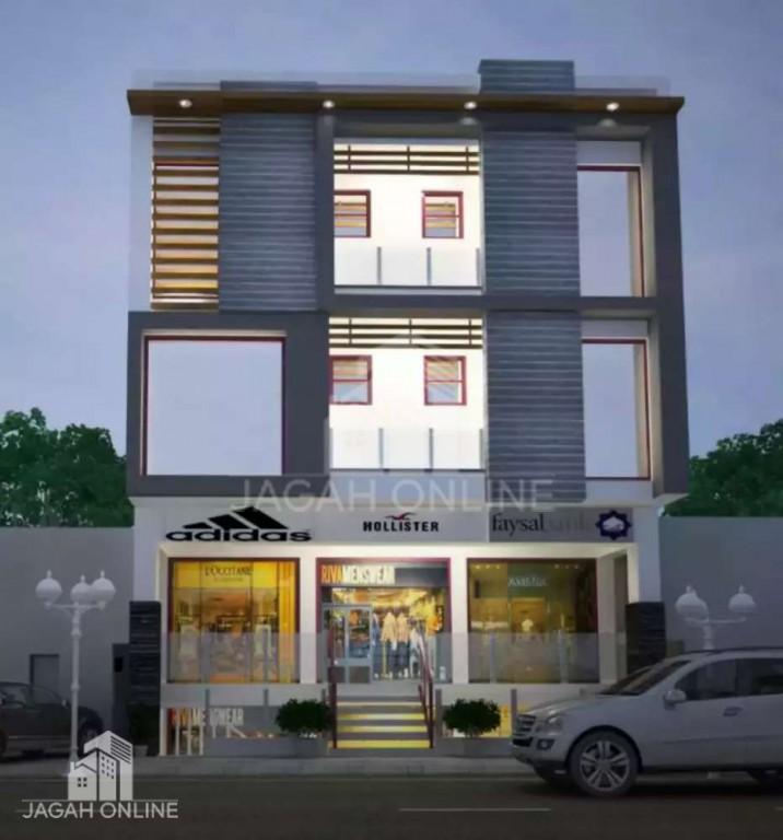 commercial plot 2 mala in pakpattan rs 4 crore