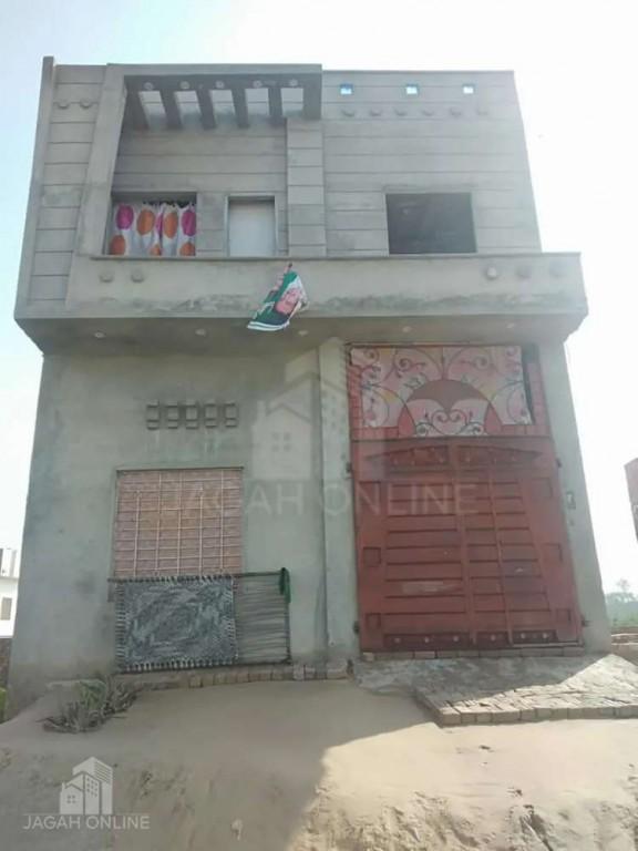 3 marla house near arban aria school