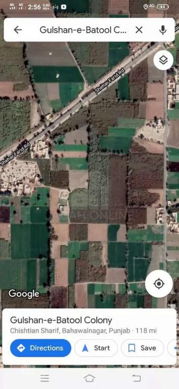 زرعی زرخیز رقبہ برائے فروخت ٹوٹل 23 ایکڑ